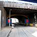 Olympic Park - no pedestrian access