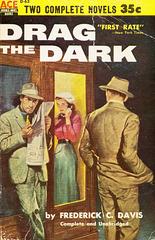 Frederick C. Davis - Drag the Dark (Ace edition)