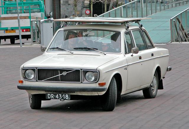 Volvo day: 1972 Volvo 144