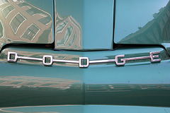 Dodge day: 1952 Dodge B series 1/2 ton pickup truck