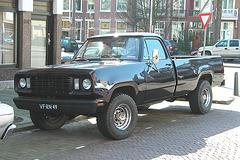 Dodge day: 1976 Dodge W200