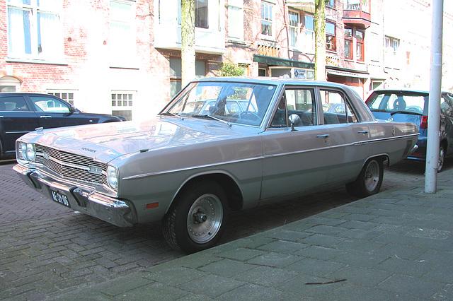 Dodge day: 1969 Dodge Dart Custom