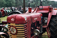 Visiting the Oldtimer Festival in Ravels, Belgium: Belarus MTZ  | Беларусь МТЗ tractor