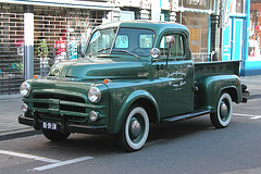 Dodge day: 1952 Dodge B series 1/2 ton pickup truck