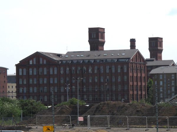 Bryant & May factory