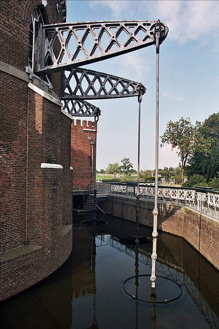 Visiting the former steam pumping station Cruquius