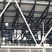 Under the stadium