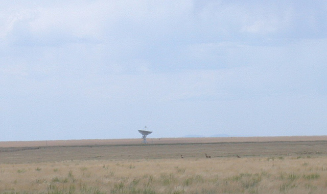 Very Large Array National Radio Astronomy Observatory 3311a
