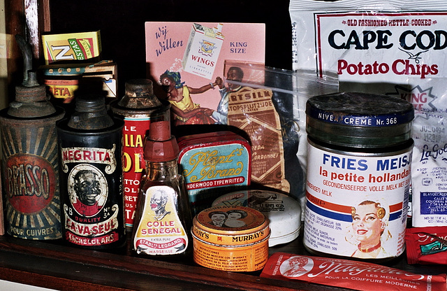 Old consumer goods