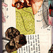 little big horn 3-D collage