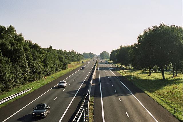 Dutch motorway A44