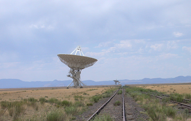 Very Large Array National Radio Astronomy Observatory (3315)