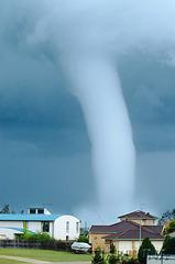 Waterspout at Batemans Bay