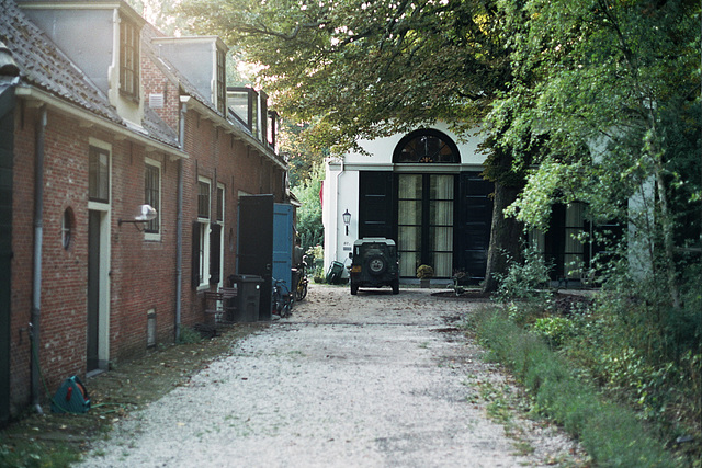 Bloemendaal: where I stayed for two weeks