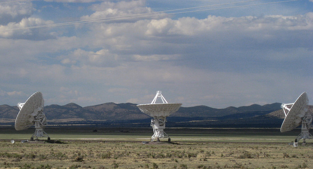 Very Large Array National Radio Astronomy Observatory (2351)