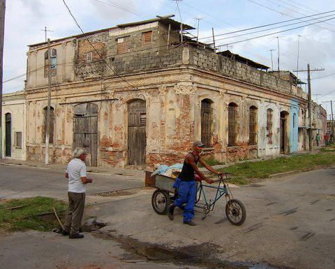 Crumbling Cuba
