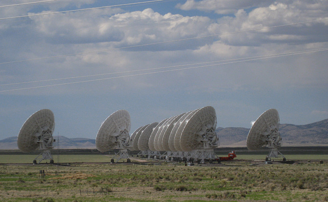 Very Large Array National Radio Astronomy Observatory (2350)