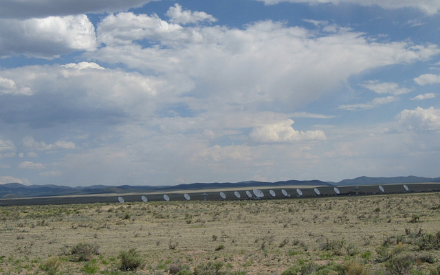 Very Large Array National Radio Astronomy Observatory 2349a