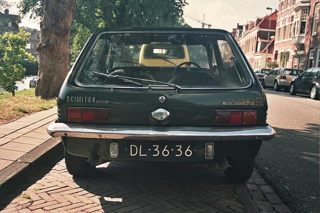 1970 Reliant Scimitar GTE