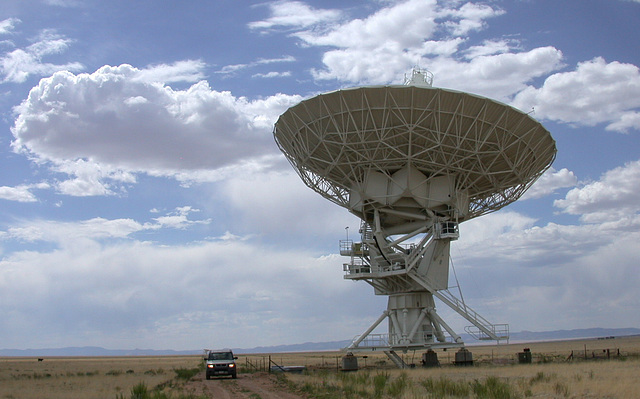 Very Large Array National Radio Astronomy Observatory (3316)