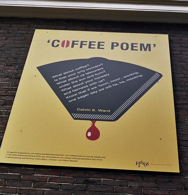 Coffee poem