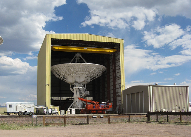 Very Large Array National Radio Astronomy Observatory (2354)