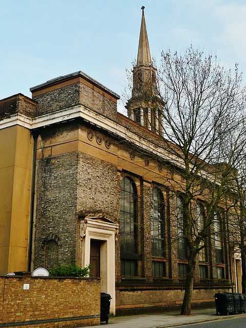 st.george / christ church, albany st., london