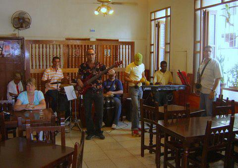 Cafe de Paris, Havana