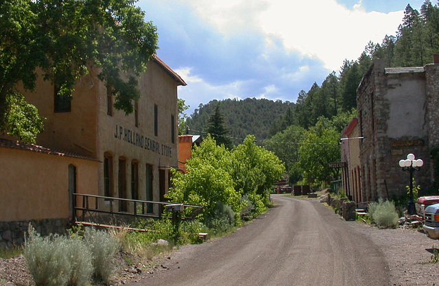 Mogollon, NM (3332)