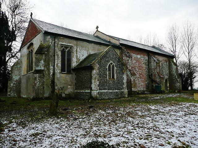 denham church