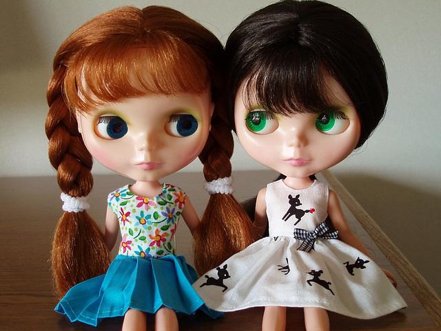 Noëlle & Mary Katherine