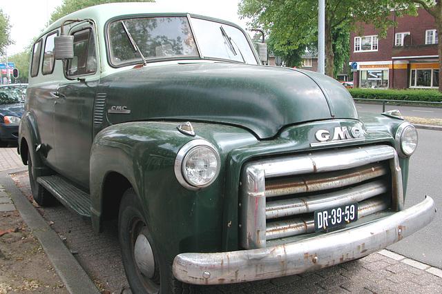 1948 GMC Truck Panel Van