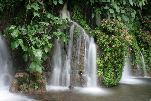 Waterfall Near Juayúa