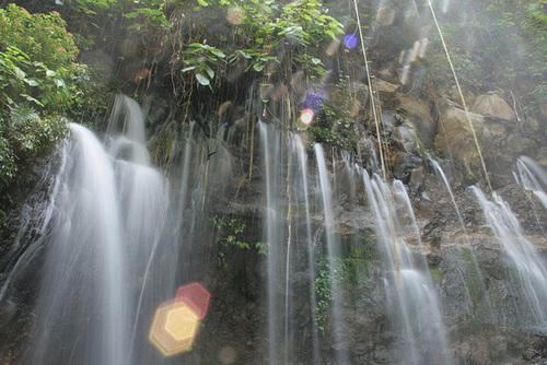 Another Waterfall Near Juayúa