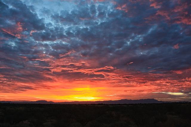 The Sunrise Of 09-27