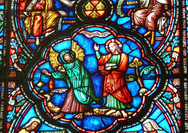 ely cathedral, temptation