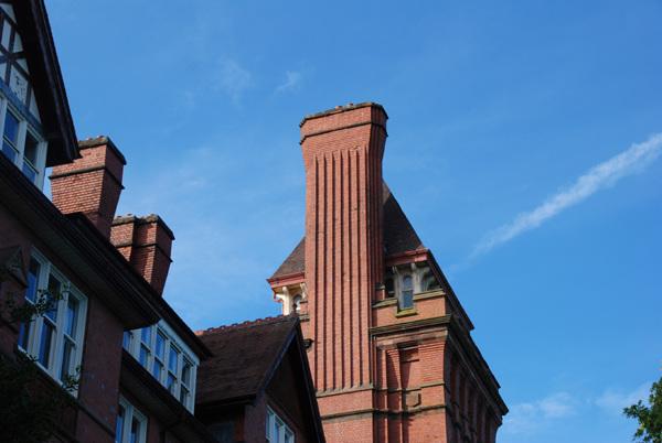 Tower chimney