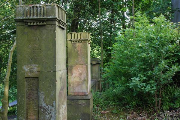 Pillars, Avenham Park