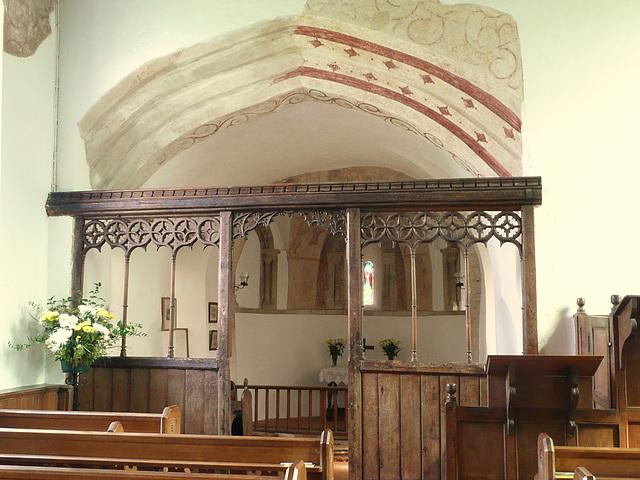 fritton church