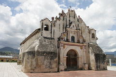 The First Christian Church In Central America