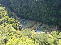 Semuc Champey, From The Mirador