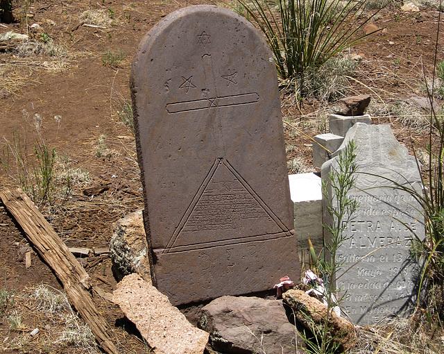 Mogollon, NM cemetery (149)