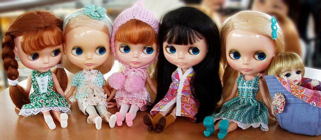 Blythe meet ~ group photo