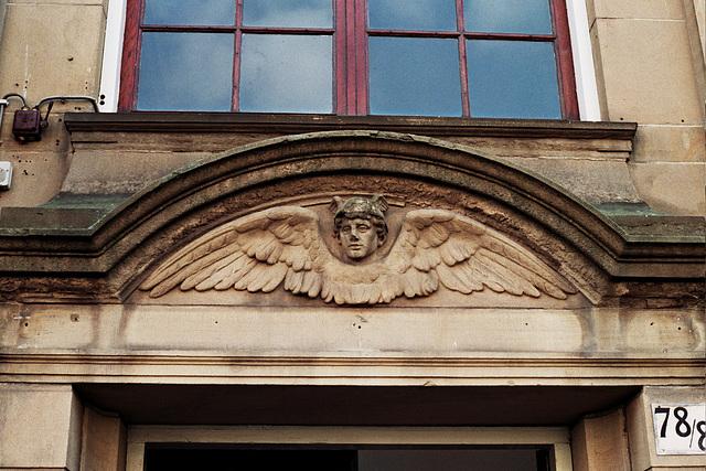 Hermes in Haarlem with a broken nose