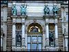 Portal vom Hamburger Rathaus (*1897)