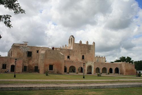 Convent Exterior, Valladolid
