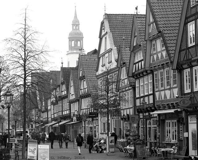 Downtown Celle