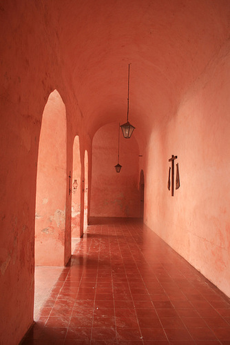 Convent Interior, Valladolid
