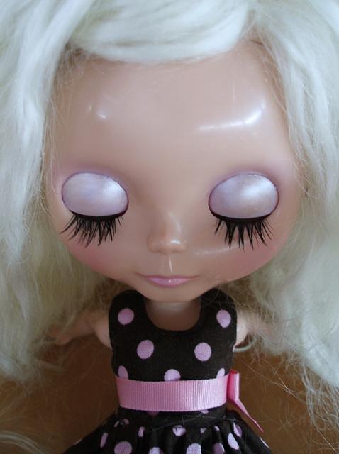 Blythe meet ~ Tracy's Danica