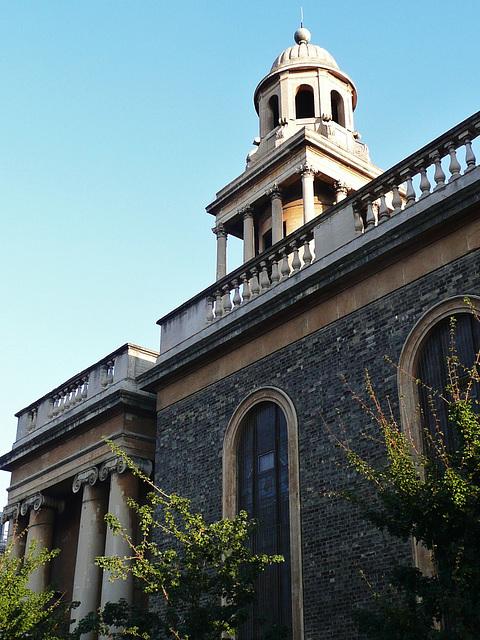 christ church, cosway st., london